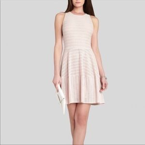 Bcbg dress WHITE